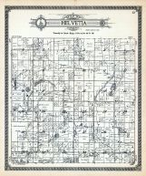 Helvetia Township, Waupaca County 1923
